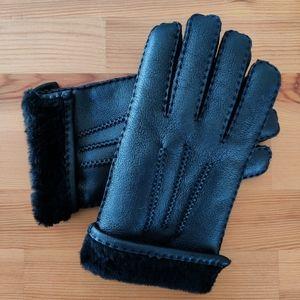✨ (Host pick) Lambskin Shearling Gloves